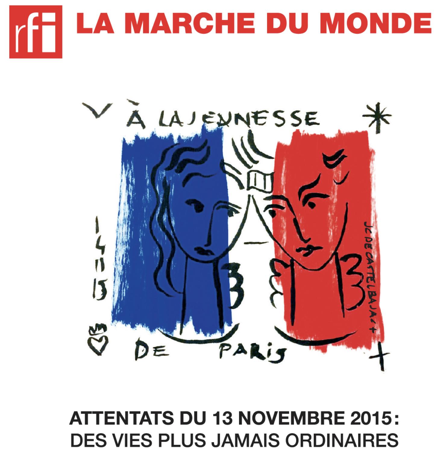 attentats du 13 novembre 2015 RFI